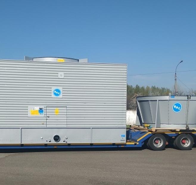 Транспортировка негабаритного груза в условиях пандемии COVID-19