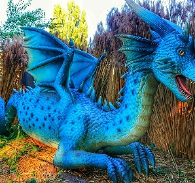 Международная доставка драконов