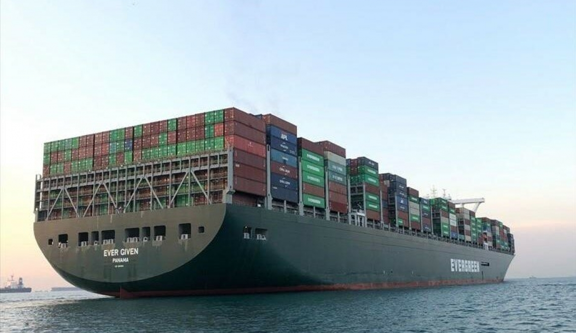 Egypt releases container ship Ever Given
